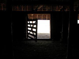 Circular Barn E. Oregon
